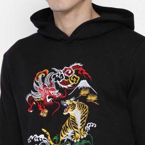Embroidered sweatshirts manufacturers India