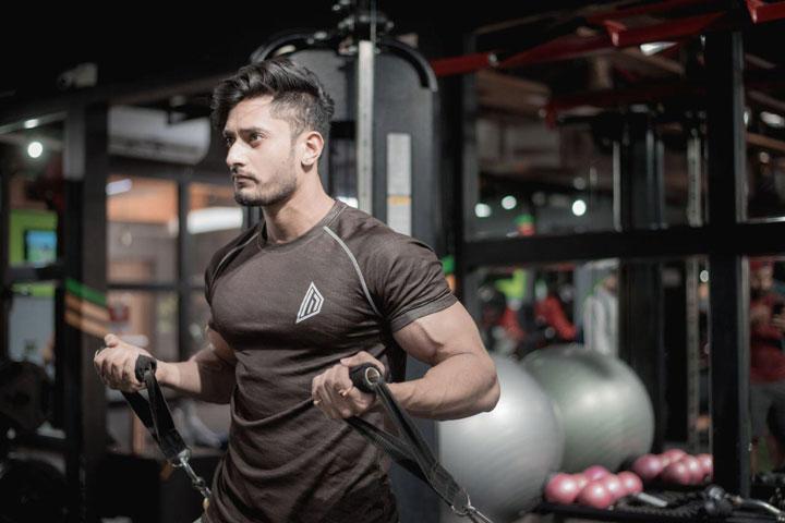 Gym t-shirt manufacturers India