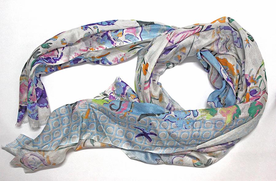 Silk scarf manufacturers India